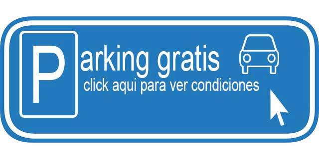 Aparcamiento gratis Notaria Murcia López y Castaño Notarios